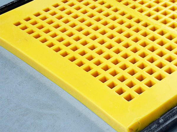 polyurethane screen panels
